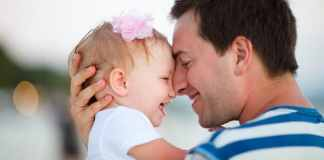 father-infant interactions