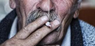 Smokers Hospitalized