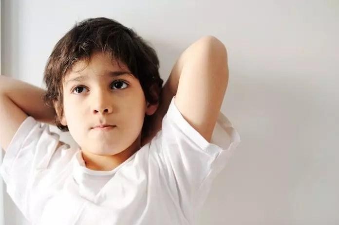 stress in children