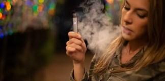 can vaping cause emphysema