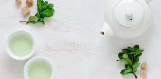 green tea and risk of stroke
