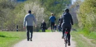 health benefits of urban green space