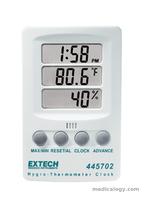 Alat Untuk Mengukur Kelembapan Udara : untuk, mengukur, kelembapan, udara, Extech, Timer, Kelembapan, Murah
