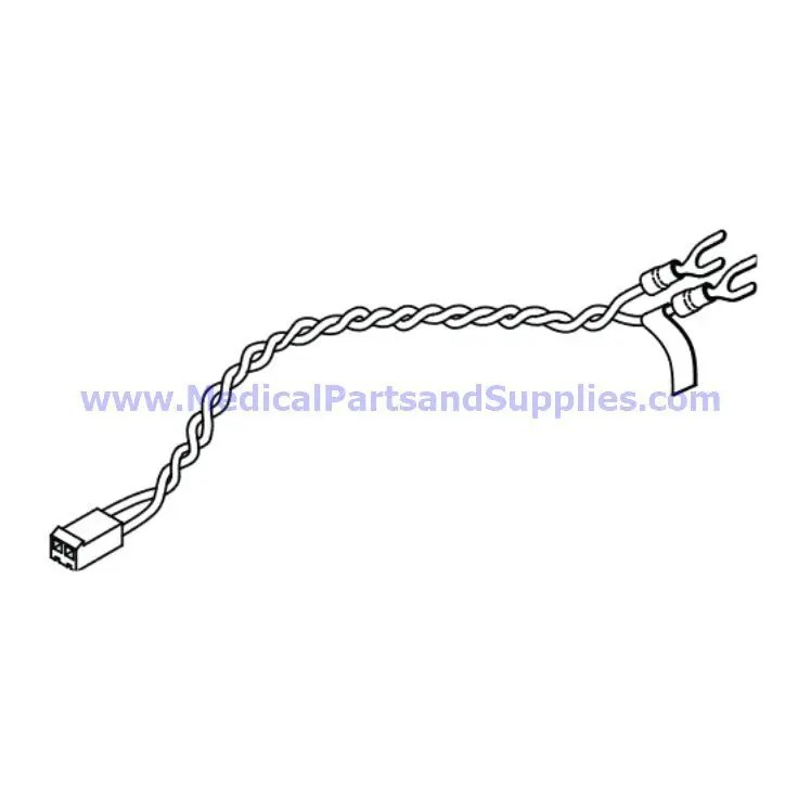 Wire Harness 2 for the Tuttnauer® EZ9, Part TUH112