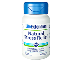 natural stress relief bottle