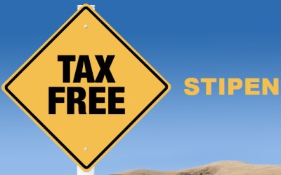 Stipend during MD/ MS/ DNB and Bond serving is Tax free