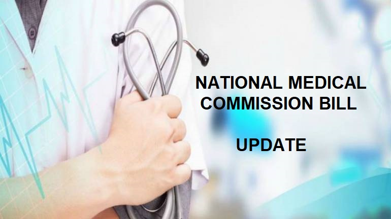 NMC Bill Modified; Bridge course to be replaced by Mid-level health cadre
