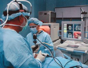 Endoscopic surgery