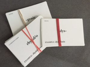 Medical Terminology Flashcards