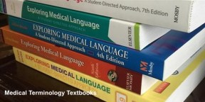 Medical Terminology Textbooks