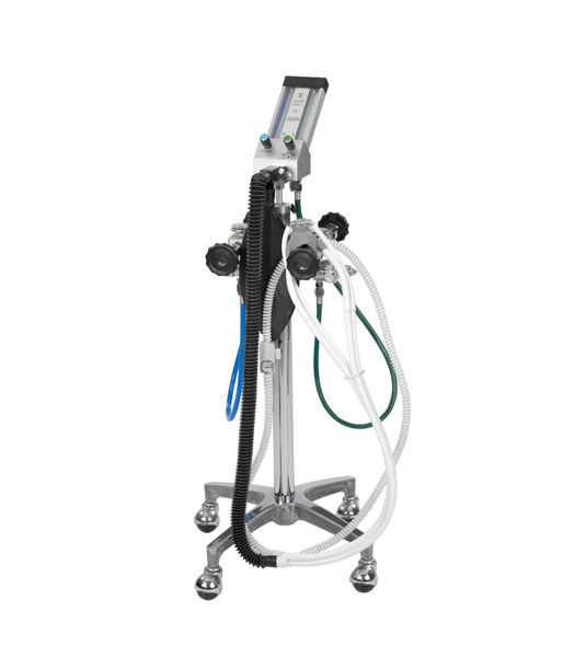 Belmed Portable Oxygen/Nitrous Oxide Flowmeter