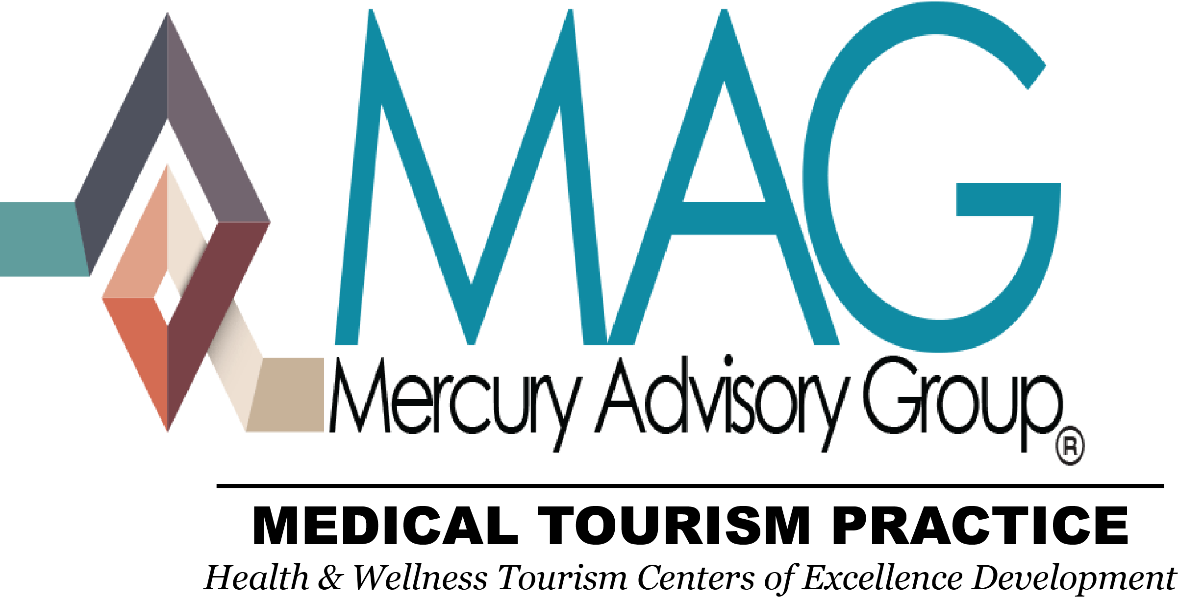Mercury Advisory Group Health and Wellness Tourism Practice Group Badge