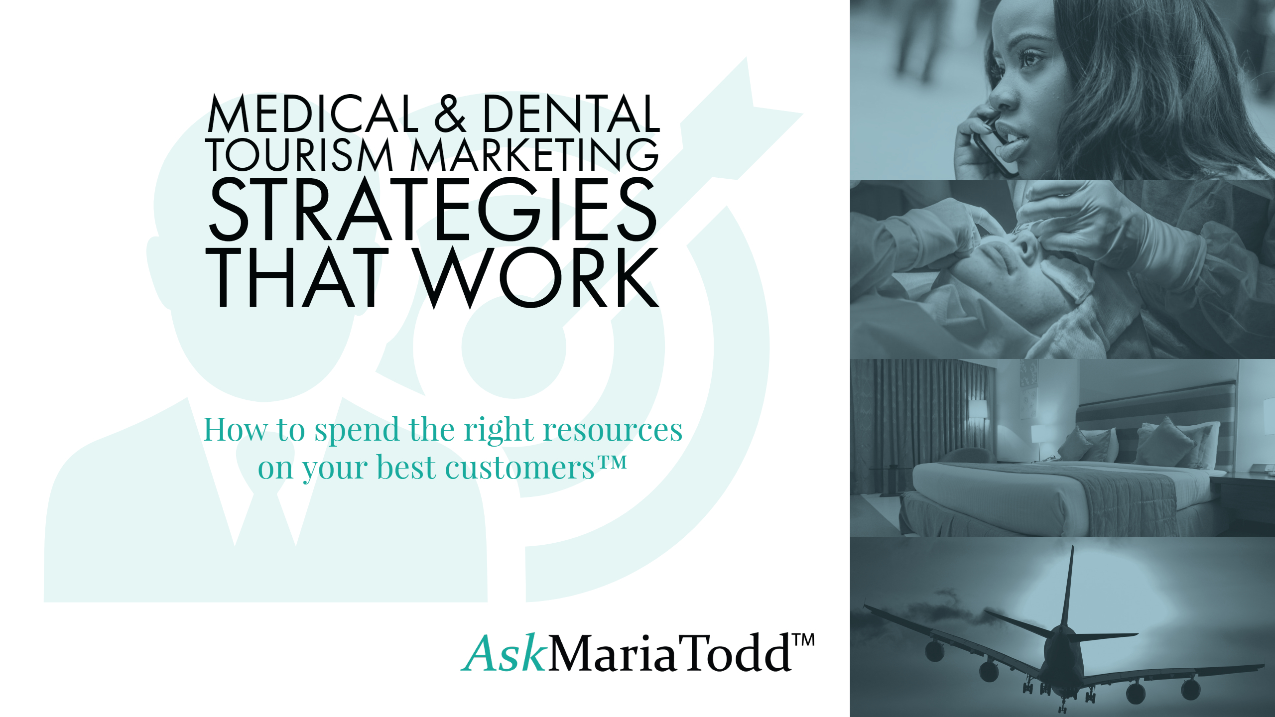 image from Maria Todd Medical & Dental Tourism Marketing Strategies that Work