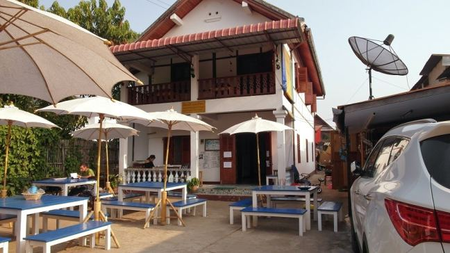 Phonthida guest house - Luang Prabang, Laos