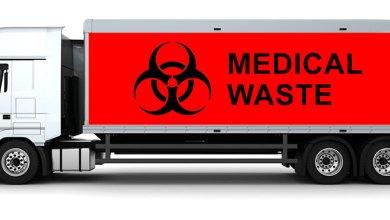 Photo of نقل النفايات الطبية إلى خارج المستشفيات