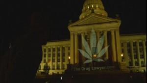 drug leaf building