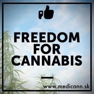 freedom for cannabis