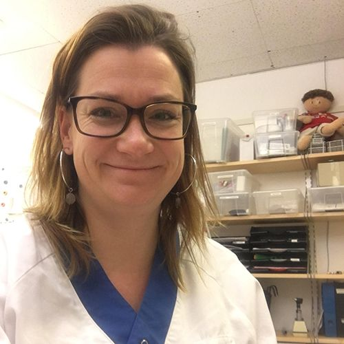 Mirjam, a Nurse from the Netherlands Working in Sweden