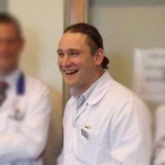 a Surgeon Working in Denmark