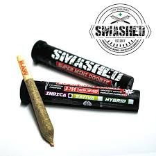 Smashed – Super Mini Doobie – WIFI OG (Indica)