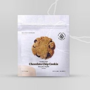 The Cookie Factory – Chocolate Chip Cookie 100mg