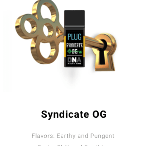 PLUG DNA: Syndicate OG