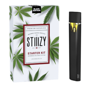 Stiiizy Starter Kit Black