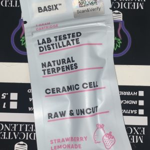 Basix – Strawberry Lemonade