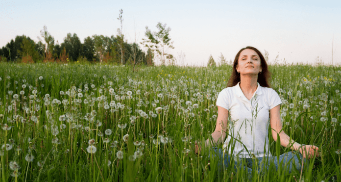 Healing trauma through cannabis and seeking spirituality at the same time.