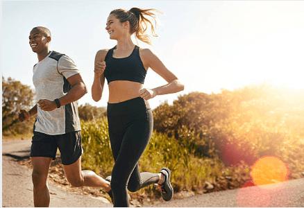 Exercício físico aeróbico