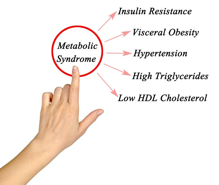 Symptoms of Metabolic Syndrome