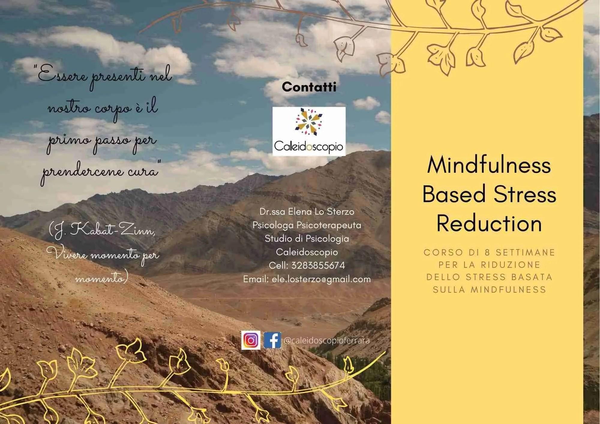 Mindfulness a Ferrara 2020