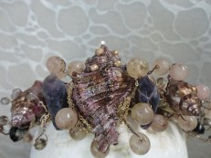 Mermaid #2's Crown - close up