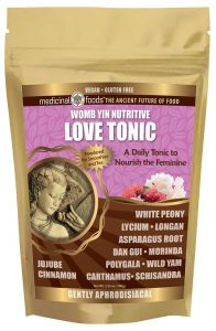LOVE TONIC Women's Hormone Balancing Herbal Tonic Powder