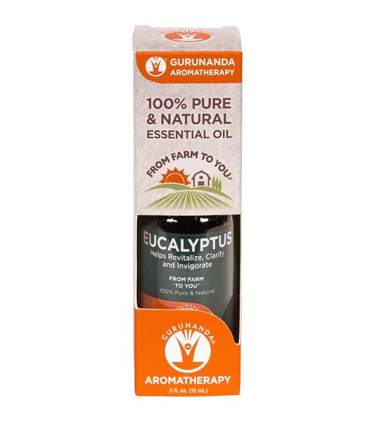 Buy Eucalyptus Essential Oil for inexpensive price