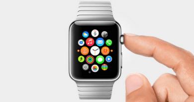 """De las características más útiles del reloj es el botón que hace """"ping"""" a tu iPhone para que puedas saber dónde lo dejaste."""