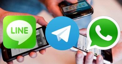 El uso de la mensajería de texto es frecuente y son pocos los que no la usan actualmente.