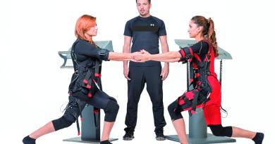 La gimnasia pasiva es una técnica que consiste en colocarse un chaleco con sensores que cubre el cuerpo, hasta las rodillas y codos, y que ayuda a tonificar globalmente toda la musculatura en tan sólo 20 minutos a la semana.