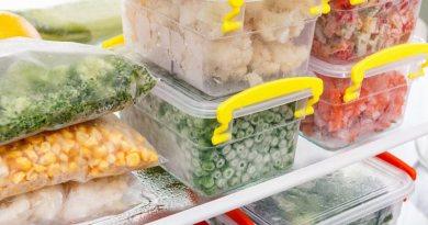 ¿Los alimentos congelados aportan los mismos nutrientes que los alimentos frescos?   Por: @linternista