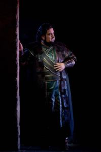 Johan Botha - Photo: Marty Sohl/Metropolitan Opera