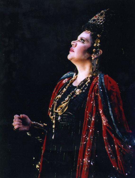Dolora Zajick as Hérodiade 1994