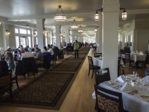 Yellowstone Lodge Dining Room