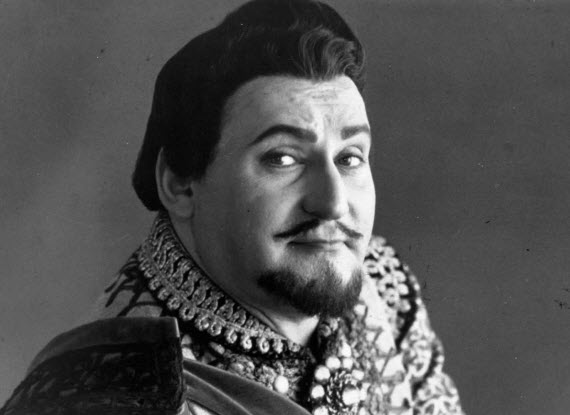 As Don Alvaro in Forza