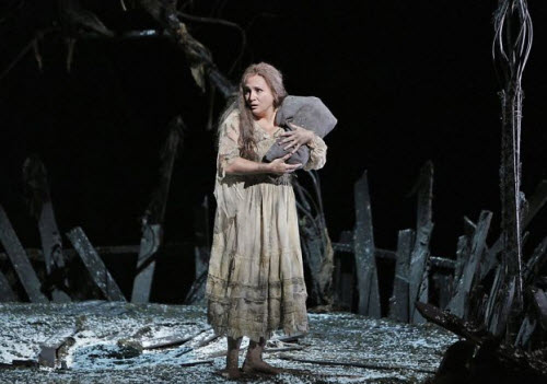 Patricia Racette as Margherita