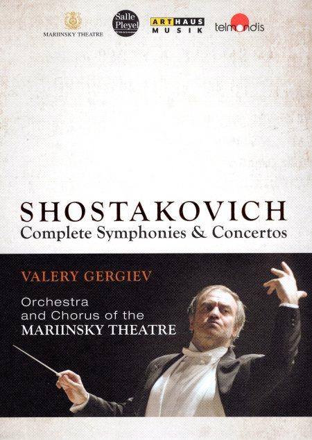 Shostakovich DVD front