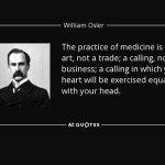 On the Practice of Medicine