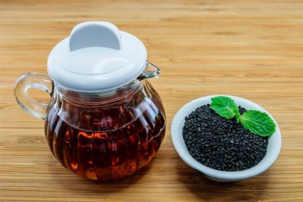 Чёрный кунжут - лечебные свойства и применение в медицине