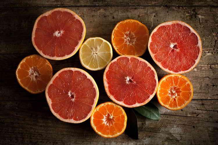 Грейпфрут - польза и применение в народной медицине. Рецепты