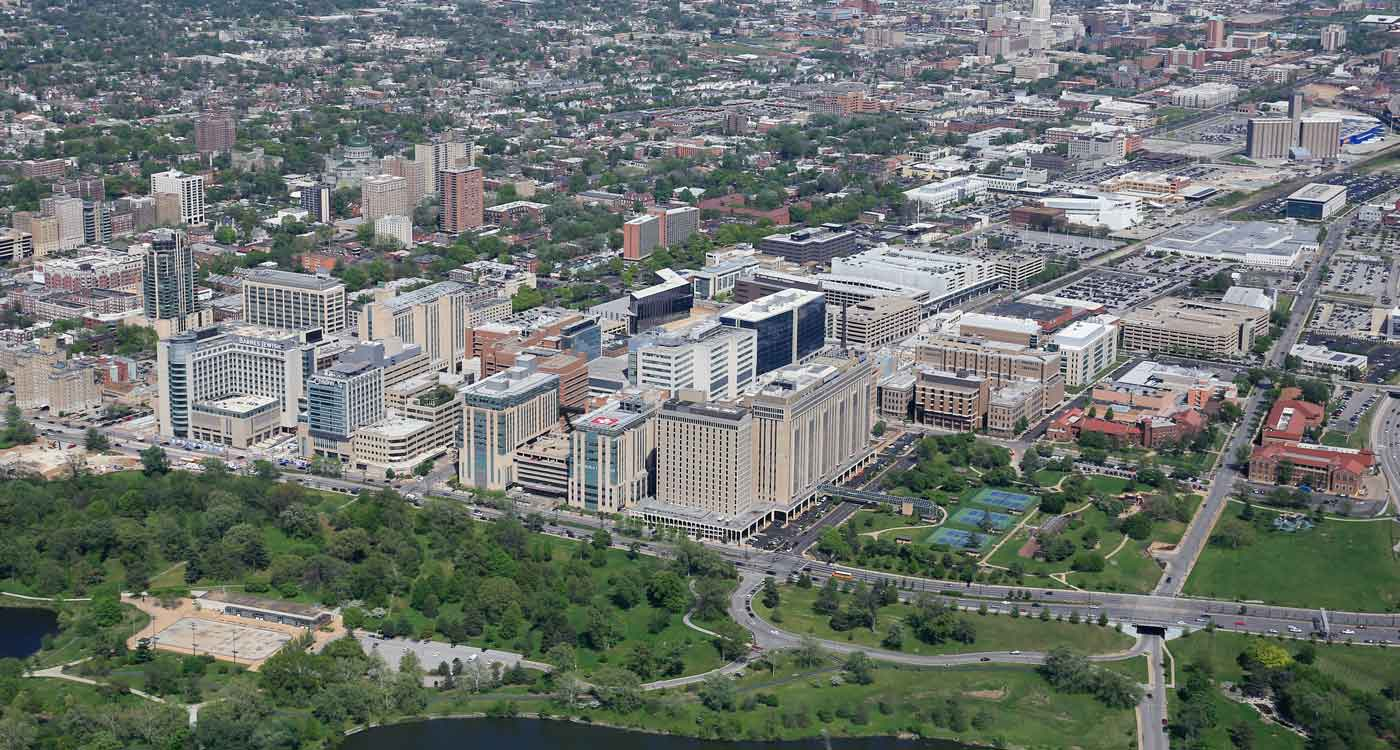 Washington University Medical Campus – Washington University School of Medicine in St. Louis