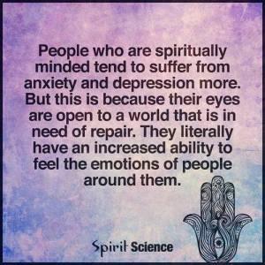 Spiritual Sensitivity meme